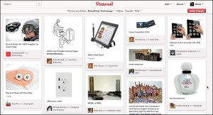 What is Pinterest? A Virtual Pinboard
